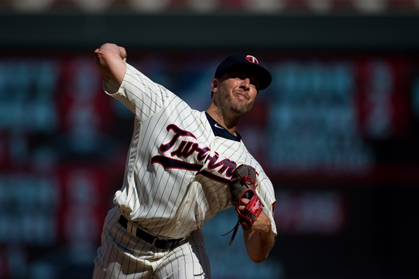 Twins CP Brandon Kintzler Traded to Washington Nationals