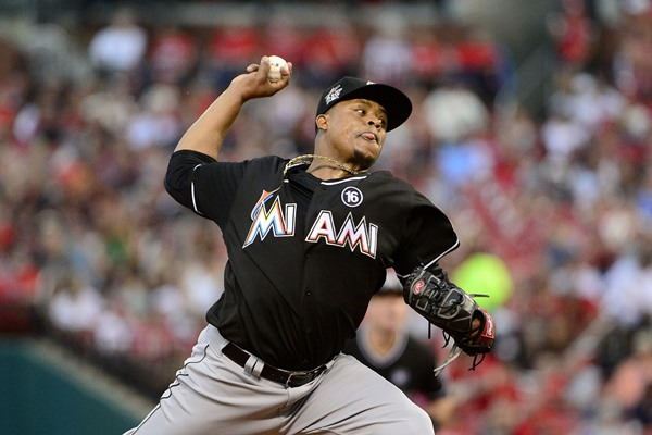 Injury Update: Marlins SP Edinson Volquez Needs Tommy John Surgery