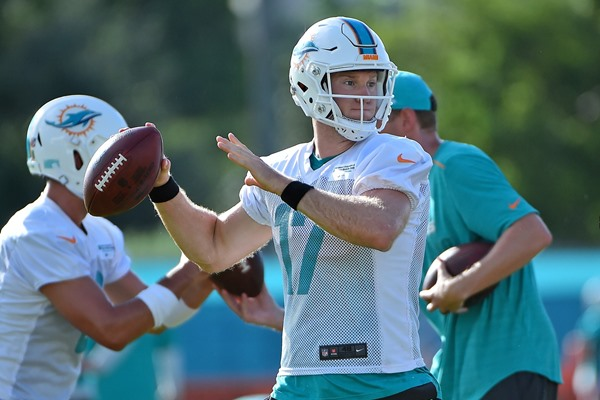 Injury Alert: Dolphins QB Ryan Tannehill Suffers Leg Injury