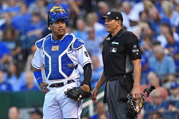 Injury Alert: Royals Place C Salvador Perez on DL