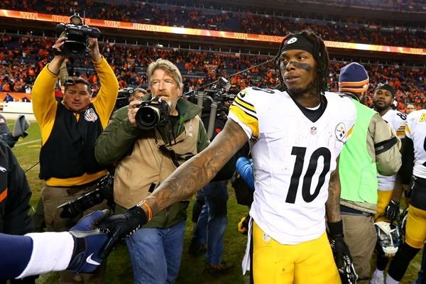 Fantasy Slant: Steelers WR Martavis Bryant Reinstated on Conditional Basis