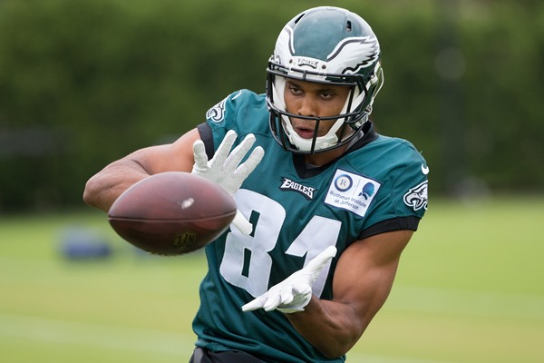 Eagles Trade WR Jordan Matthews, Third-Round Pick to Bills for CB Ronald Darby
