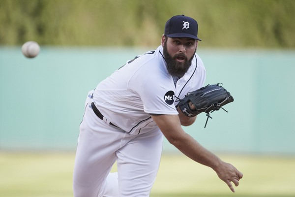 Tigers SP Michael Fulmer Activated from DL, to Start Monday