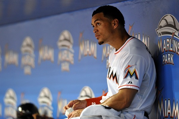 Giancarlo Stanton's Ridiculous Run Continues