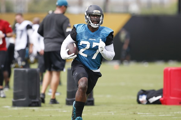 Jaguars RB Leonard Fournette (Foot) Expects to Be Ready for Week 1