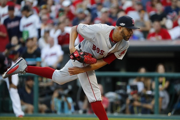 Injury Update: Red Sox SP David Price Continues Throwing
