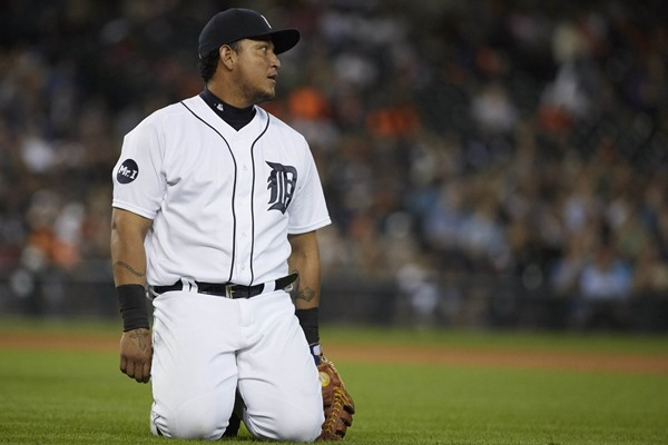 Tigers 1B Miguel Cabrera Suspended Seven Games by MLB