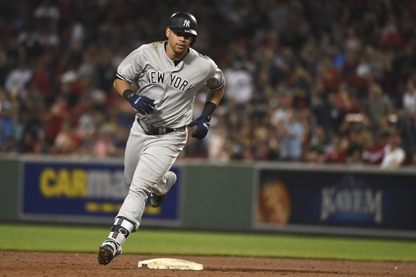 Yankees C Gary Sanchez Suspended Four Games by Major League Baseball