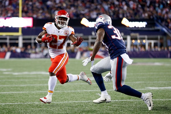 Kareem Hunt Dazzles in Chiefs Debut, But is He For Real?