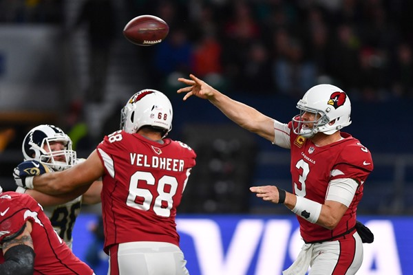 Cardinals QB Carson Palmed to Undergo Surgery, Miss Eight Weeks