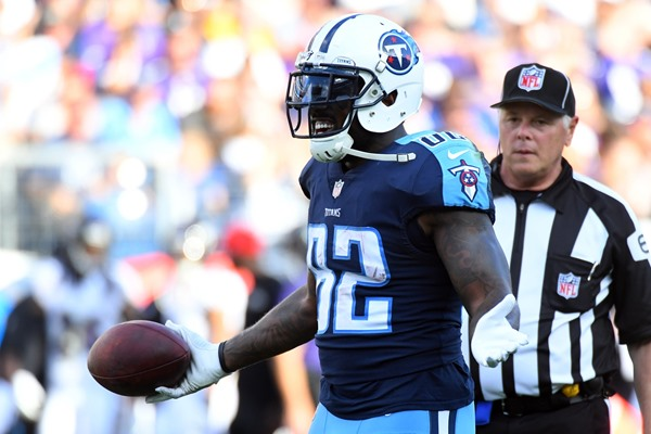 Fantasy Impact: Titans TE Delanie Walker Active for Week 10