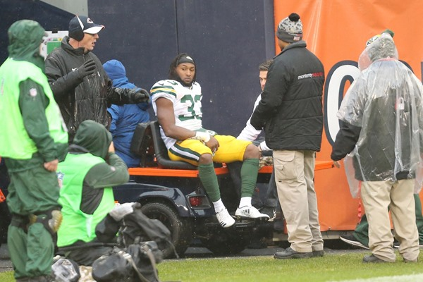 Fantasy Impact: Packers RB Aaron Jones Out Three to Six Weeks