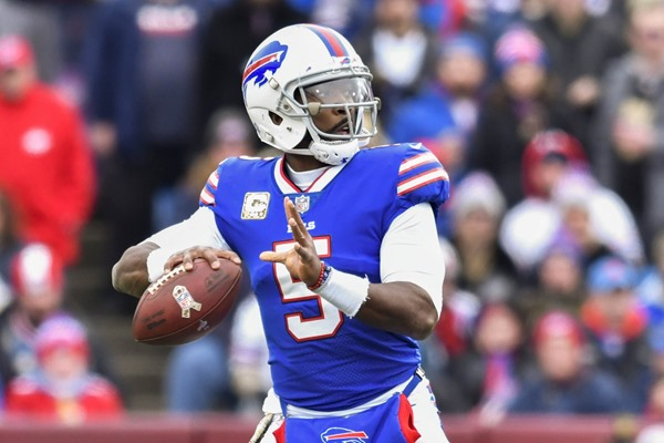 Fantasy Impact: Bills Bench QB Tyrod Taylor, Name Nathan Peterman as Starter