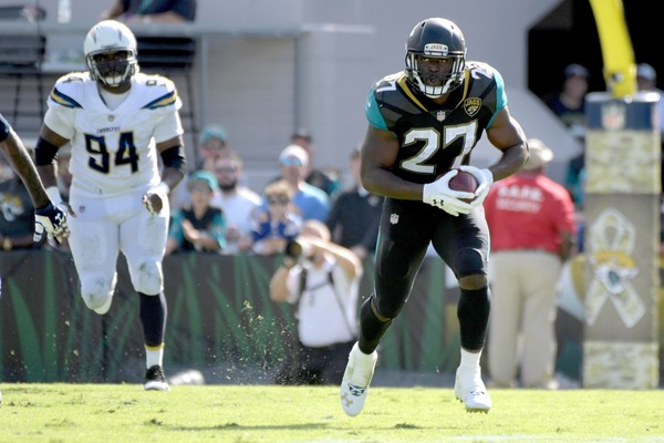 FanDuel Fantasy Football Week 11: Evaluating the Running Backs