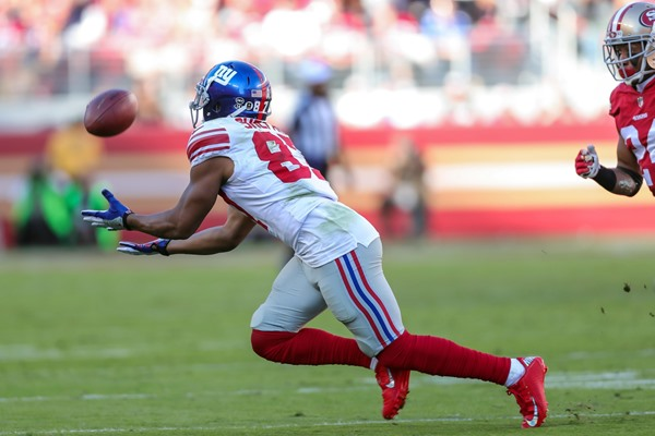 FanDuel Fantasy Football Week 11: Evaluating the Wide Receivers