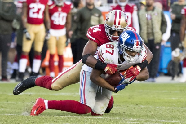 Fantasy Impact: Giants WR Sterking Shepard Expected to Miss Week 12