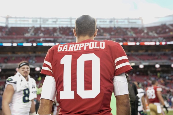 Fantasy Impacts: QB Jimmy Garoppolo to Start in Week 13