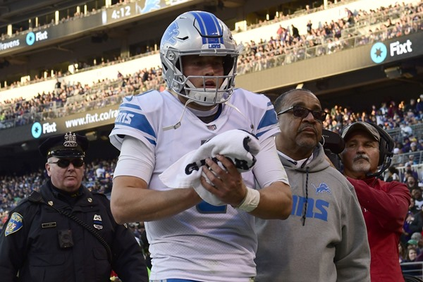 Fantasy Impat: Liosn QB Matthew Stafford Expected to Play in Week 14