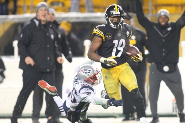 Fantasy Impact: Potential Replacements for Steelers WR Antonio Brown