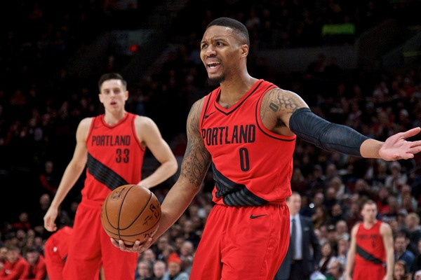 Fantasy Impact: Trail Blazers PG Damian Lillard Out for Next Two Games