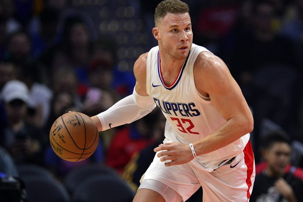 Fantasy Impact: Clippers PF Blake Griffin Could Return in Two Weeks