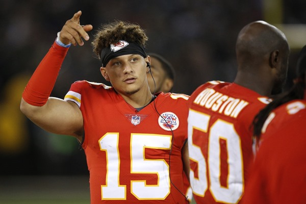 Fantasy Impact: Chiefs QB Patrick Mahomes II to Start Week 17