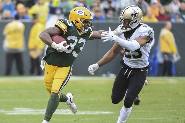 Fantasy Impact: Packers RB Aaron Jones Likely Out for Week 17