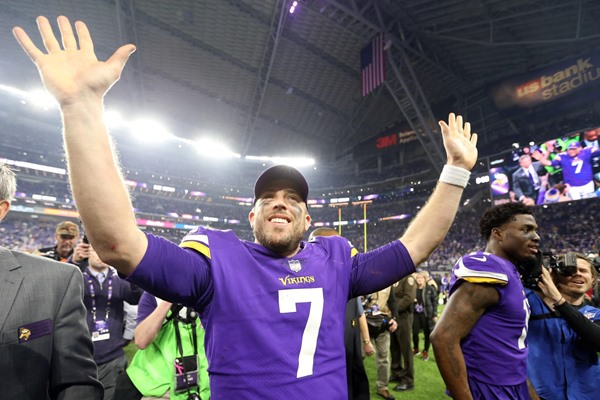 Fantasy Impact: Vikings QB Case Keenum Could Receive Franchise Tag