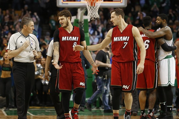 Fantasy Impact: Heat G Goran Dragic and Tyler Johnson Out for Monday