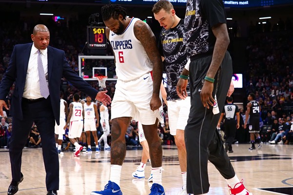 "Fantasy Impact: Clippers C DeAndre Jordan ""Close"" to Return"
