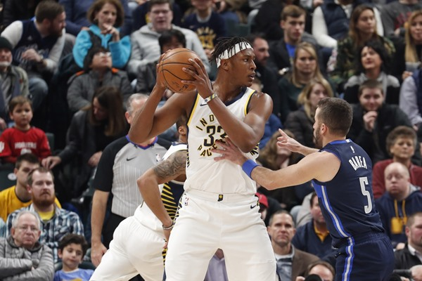 Fantasy Impact: Pacers C Myles Turner Out on Friday