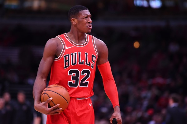 Fantasy Slant: Bulls PG Kris Dunn Remains in Concussion Protocol