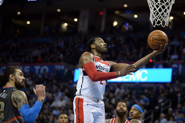 Fantasy Spin: Wizards PG John Wall Out for Six-to-Eight Weeks