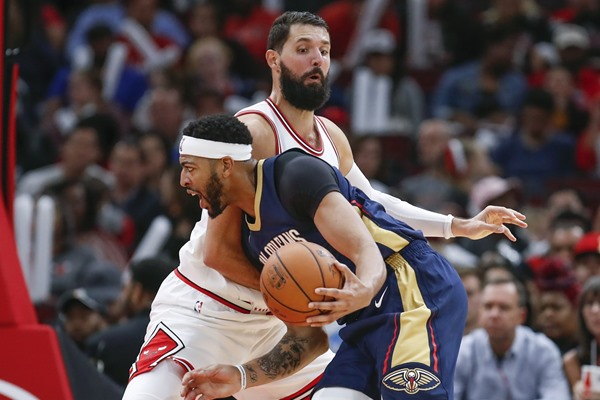 Fantasy Slant: Bulls PF Nikola Mirotic Traded to Pelicans