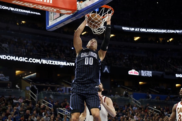 Fantasy Spin: Magic PF Aaron Gordon to Miss Next Two Games
