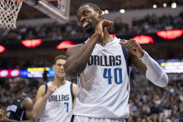 Fantasy Spin: Mavericks PF Harrison Barnes Out for Monday's Game