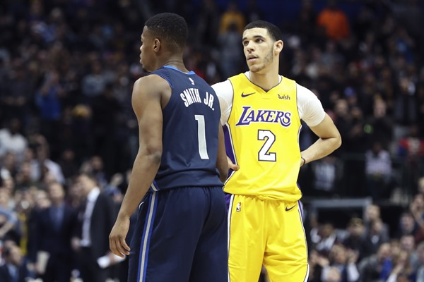 Fantasy Spin: Lakers PG Lonzo Ball Targets Feb. 23 Return