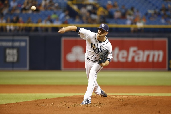 Fantasy Spin: Jake Odorizzi Traded to Minnesota Twins