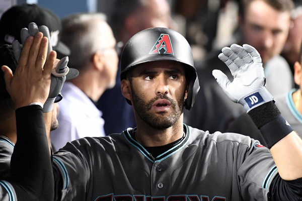 Fantasy Spin: J.D. Martinez Signs with Boston Red Sox