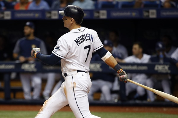 Fantasy Spin: Twins Sign 1B Logan Morrison