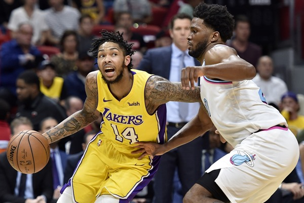 Fantasy Spin: Lakers SF Brandon Ingram Out a Week
