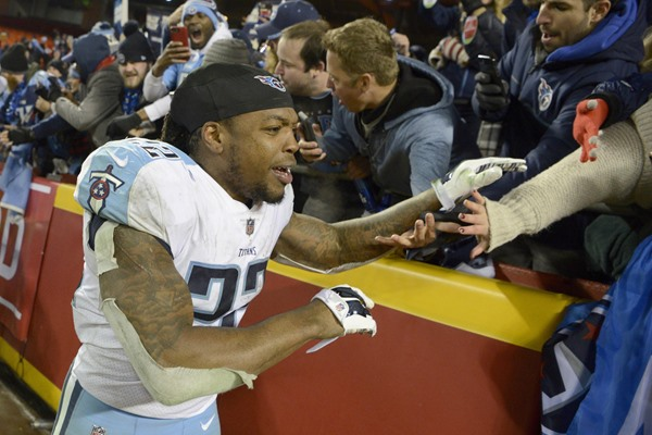 Fantasy Spin: Titans RB Derrick Henry to Start in 2018