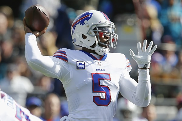 Fantasy Spin: Tyrod Taylor Traded to Cleveland Browns