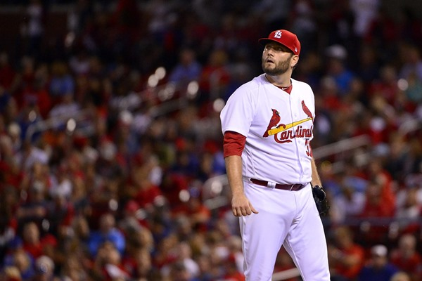 Fantasy Spin: Twins Sign SP Lance Lynn