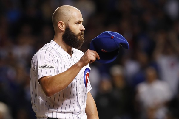 Fantasy Spin: Phillies Sign SP Jake Arrieta