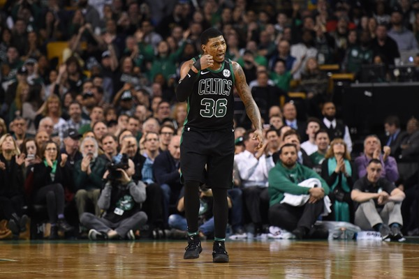 Fantasy Spin: Celtics PG Marcus Smart (Thumb) Out Indefinitely