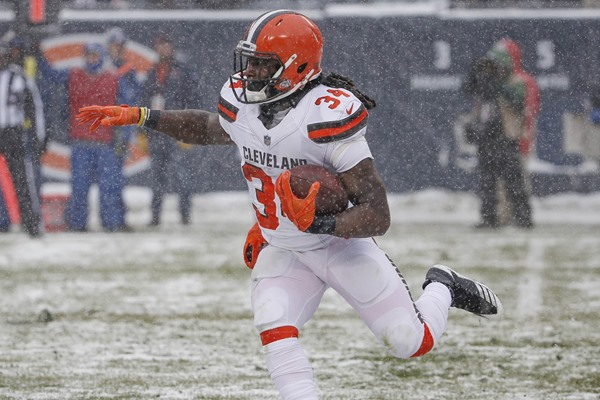 Fantasy Spin: Jets Sign RB Isaiah Crowell