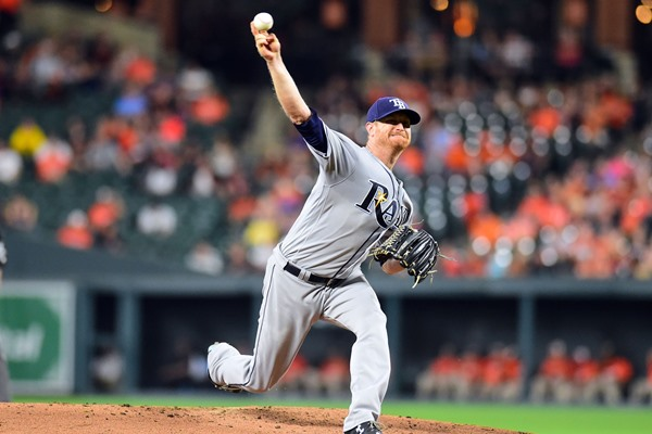 Fantasy Spin: Orioles Sign SP Alex Cobb