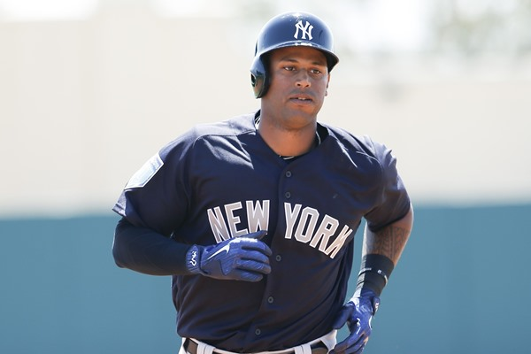 Fantasy Spin: Yankees CF Aaron Hicks Placed on Disabled List