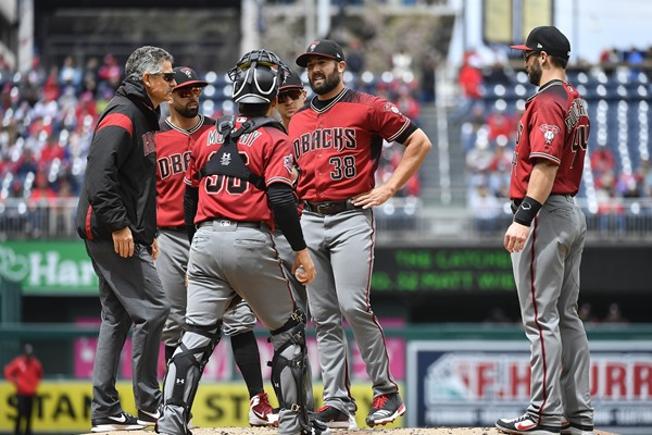 Fantasy Spin: Diamondbacks SP Robbie Ray (Oblique) Placed on DL